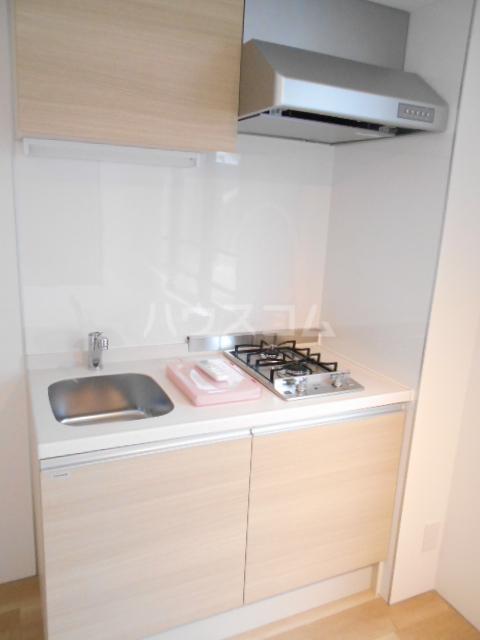 EXAM桜新町 102号室のキッチン