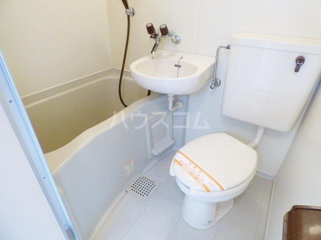 コーポ新栄B 105号室の風呂