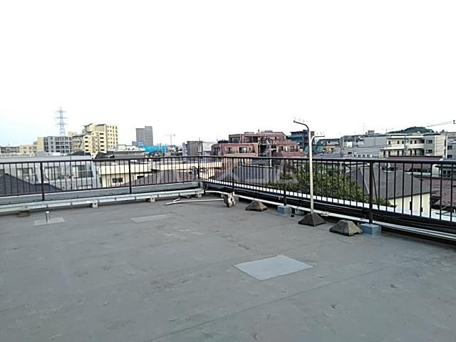 フラットえびす 305号室の景色