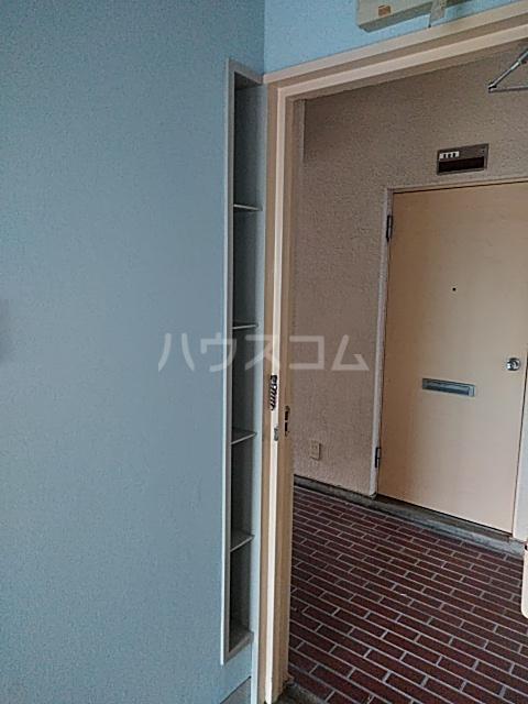 フラットえびす 305号室の収納