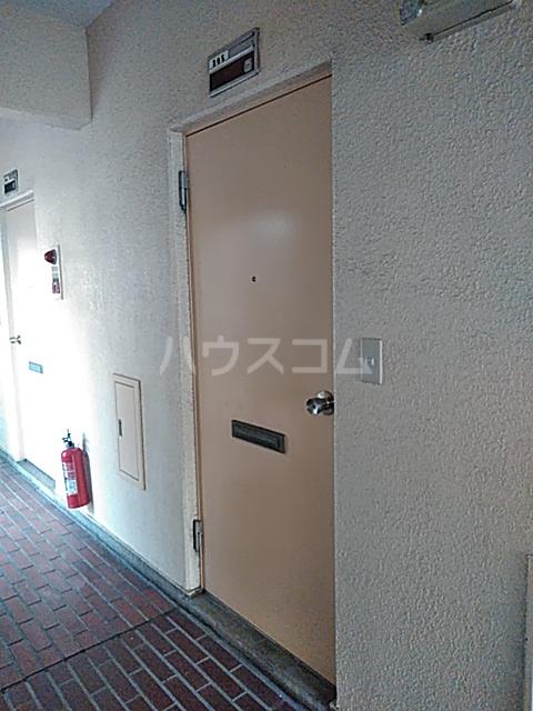 フラットえびす 305号室のセキュリティ