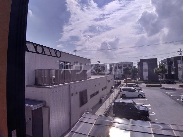 レオパレス大門 216号室の景色