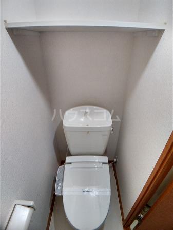 レオパレス大門 216号室のトイレ