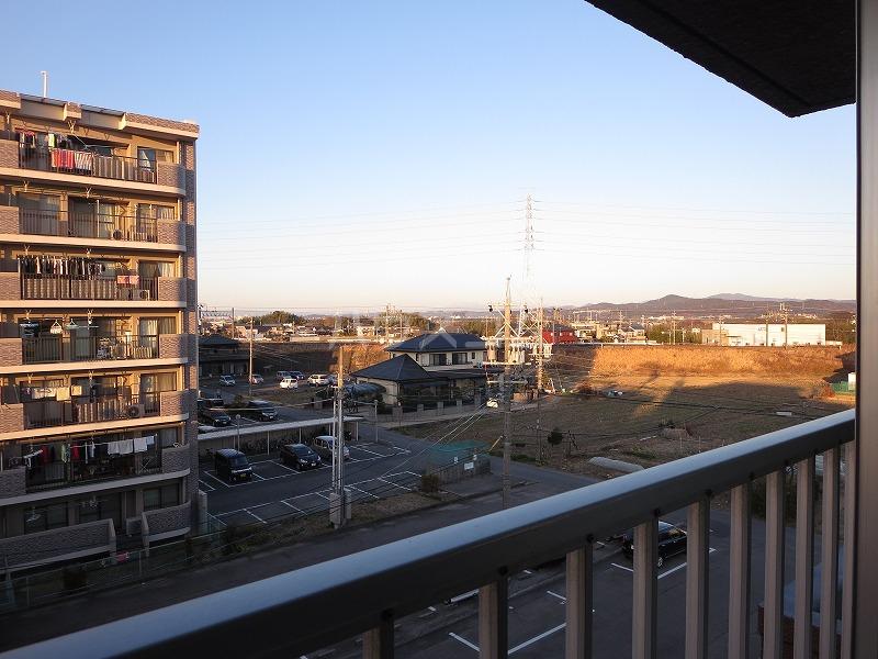 エステート伊奈 106号室の景色