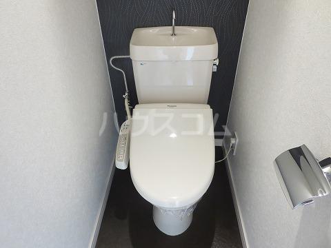 エステート伊奈 106号室のトイレ