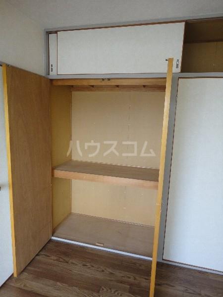 みゆきビル 306号室の収納