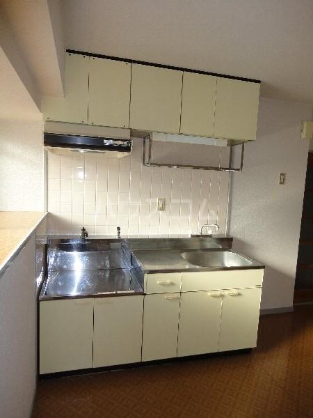 みゆきビル 306号室のキッチン