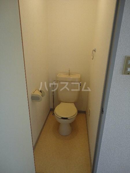 みゆきビル 306号室のトイレ