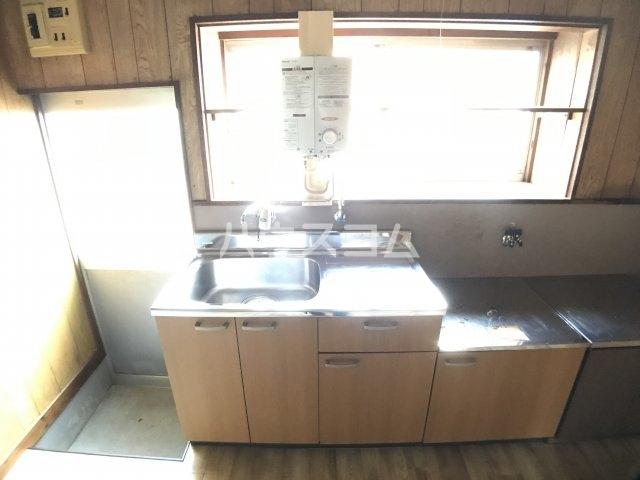 大平町借家の居室