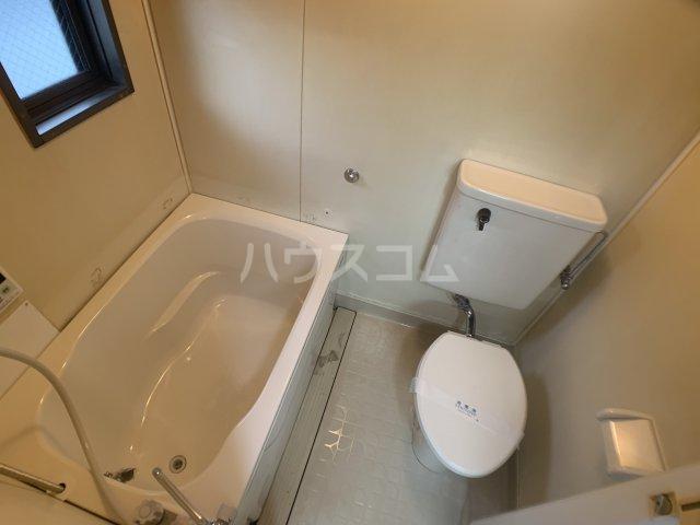 幕張.COM 201号室の風呂