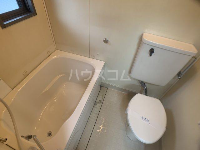 幕張.COM 201号室の洗面所