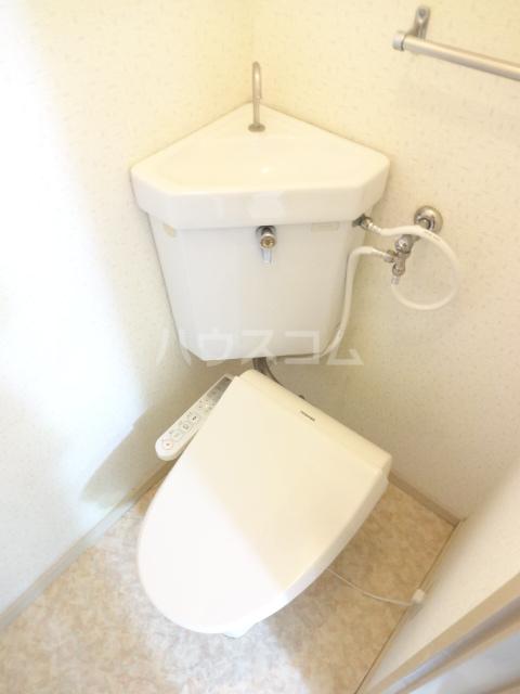 テラスベルピア 101号室のトイレ