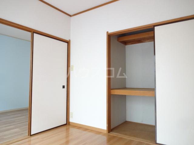テラスベルピア 101号室のベッドルーム