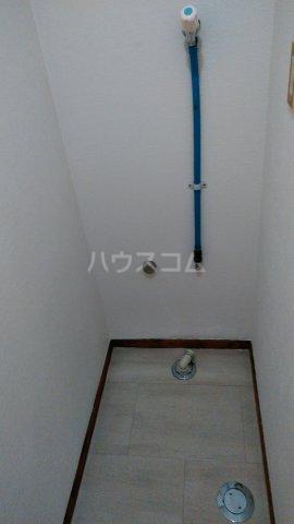栗木山ハイツ1棟 1D号室の設備