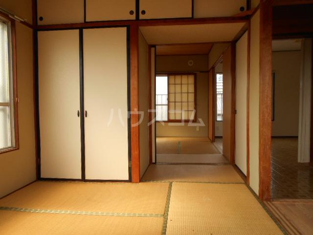 ジャルダン錦 303号室の居室