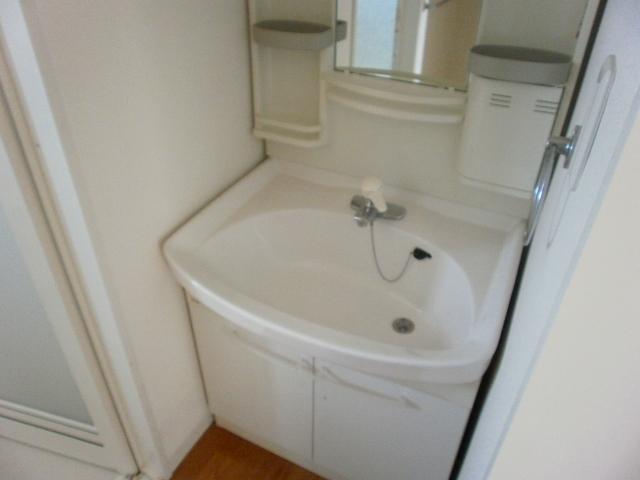 Bonheur衣丘 201号室の洗面所