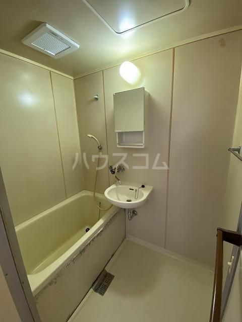羽根ハイツ 202号室の風呂