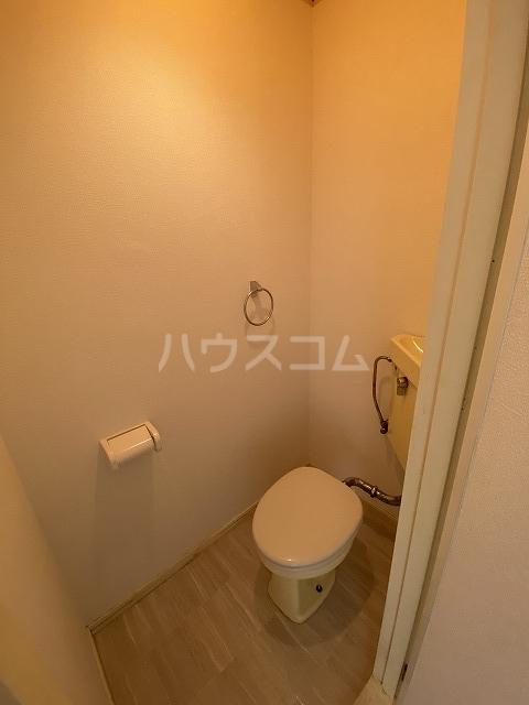 羽根ハイツ 202号室のトイレ