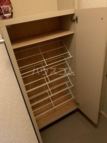 タウニー丸田B 101号室の収納
