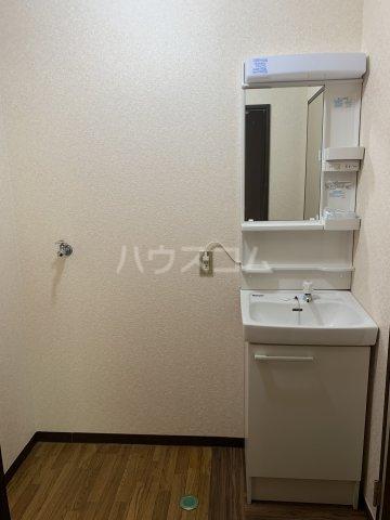 タウニー丸田B 101号室の洗面所
