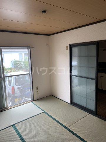 タウニー丸田B 101号室のリビング