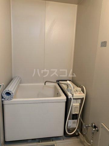 タウニー丸田B 101号室の風呂