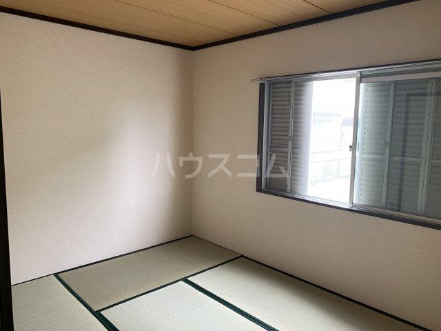 タウニー丸田B 101号室のベッドルーム