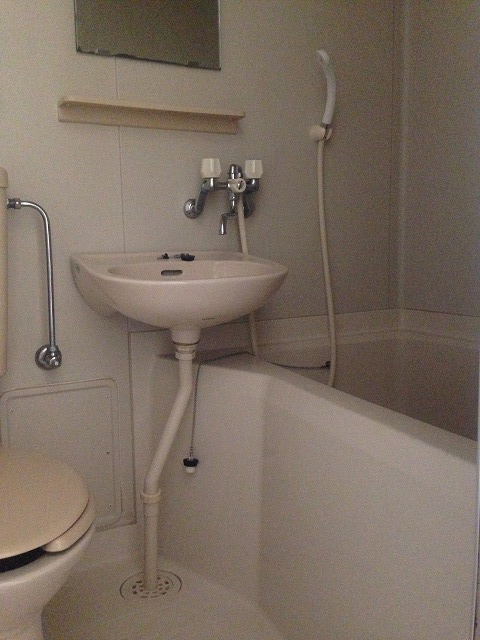 スカイパーク冨士Ⅰ 211号室の風呂