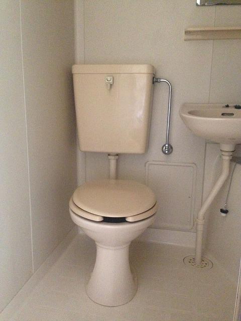 スカイパーク冨士Ⅰ 211号室のトイレ