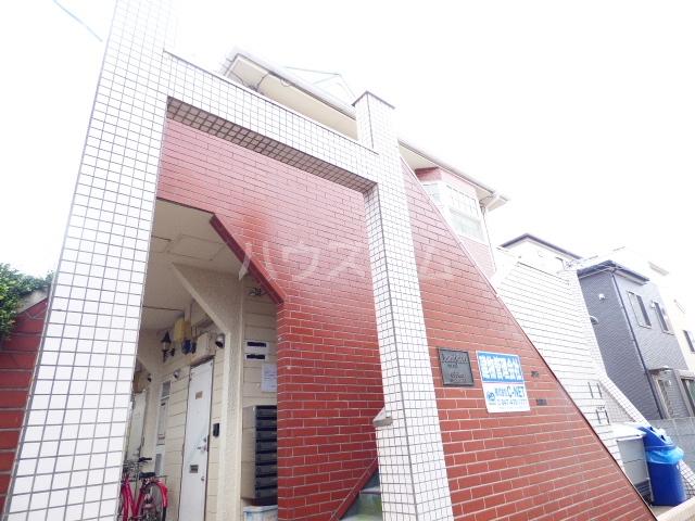 ジュネパレス津田沼第22 105号室のエントランス