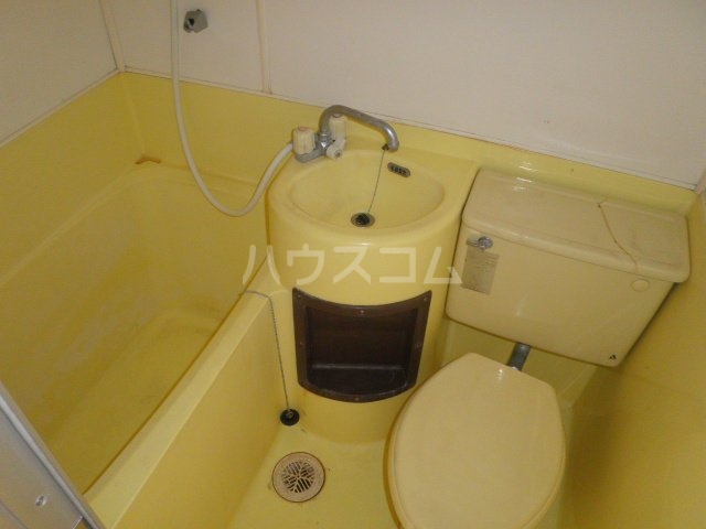 ジュネパレス津田沼第22 105号室の風呂