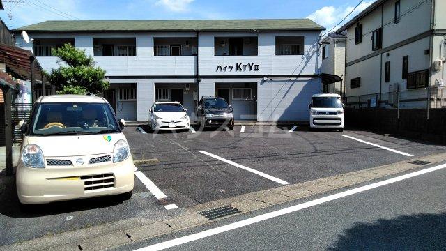 ハイツKTYⅡ 201号室の駐車場