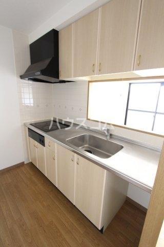 Casa BASSO 205号室のキッチン
