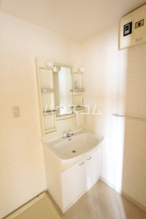 Casa BASSO 205号室の洗面所
