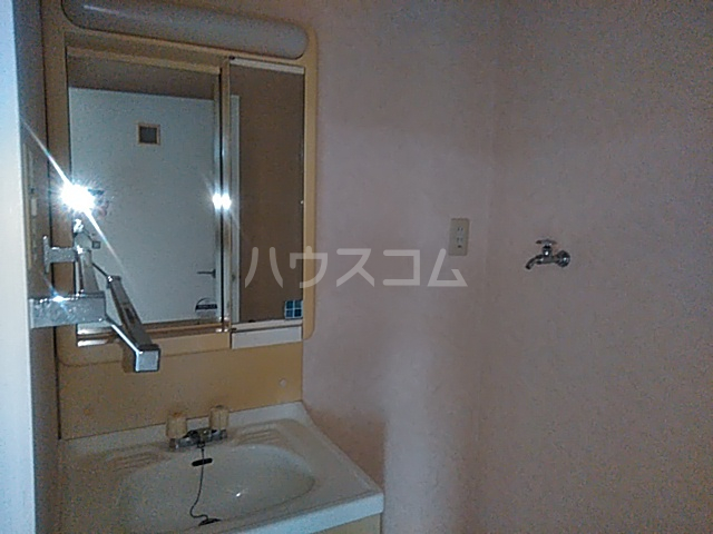 カーサジオ 404号室の洗面所