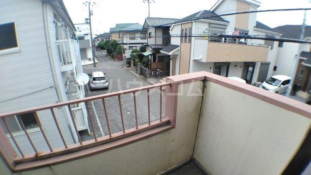 ハウスピアヤマモト 203号室の景色