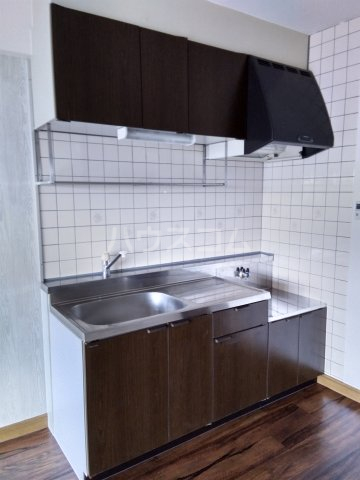 ディルーエ 301号室のキッチン
