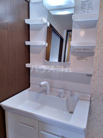ディルーエ 301号室の洗面所