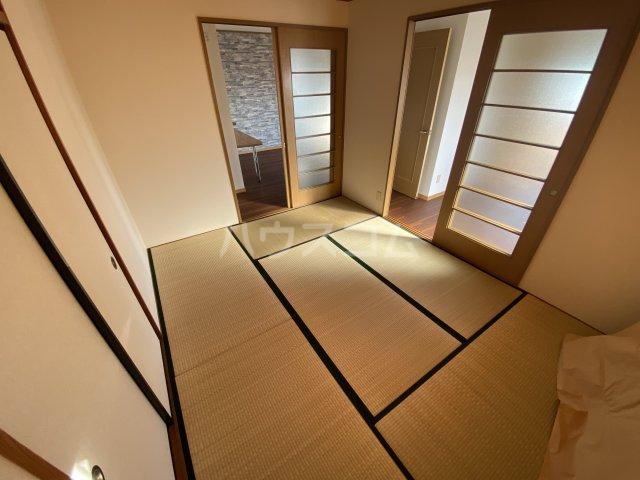アーバン西岡崎 306号室の居室