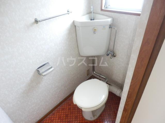 コーポ山手 202号室のトイレ