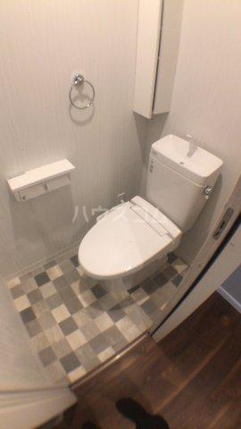 NARASHINO BASE 205号室のトイレ