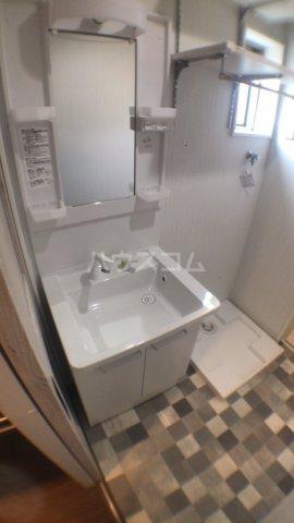 NARASHINO BASE 205号室の洗面所