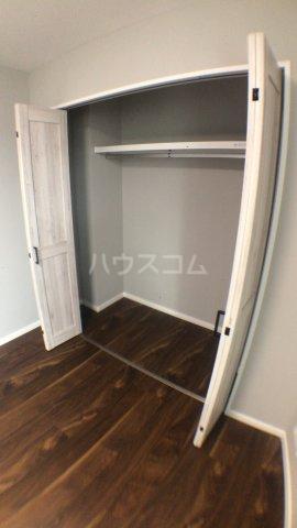 NARASHINO BASE 205号室の収納