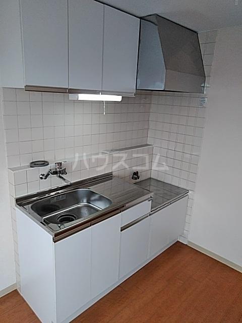 シェルサンピア 301号室のキッチン
