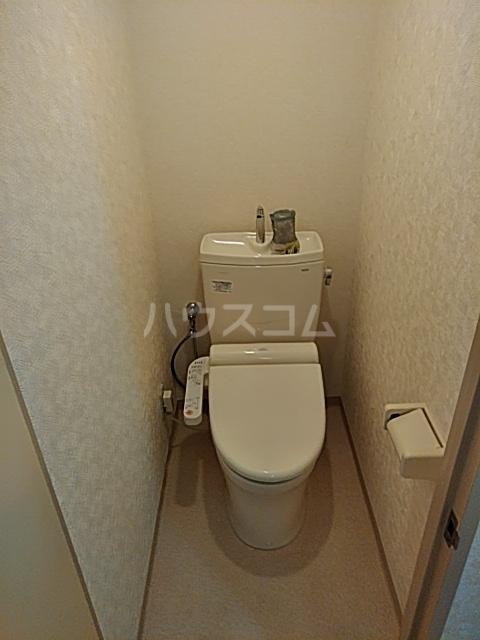 シェルサンピア 301号室のトイレ