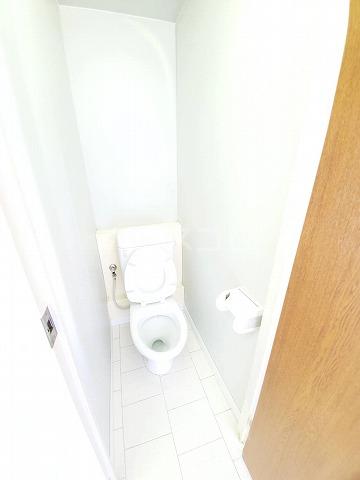 アイルーム豊田永覚Ⅱ 102号室のトイレ