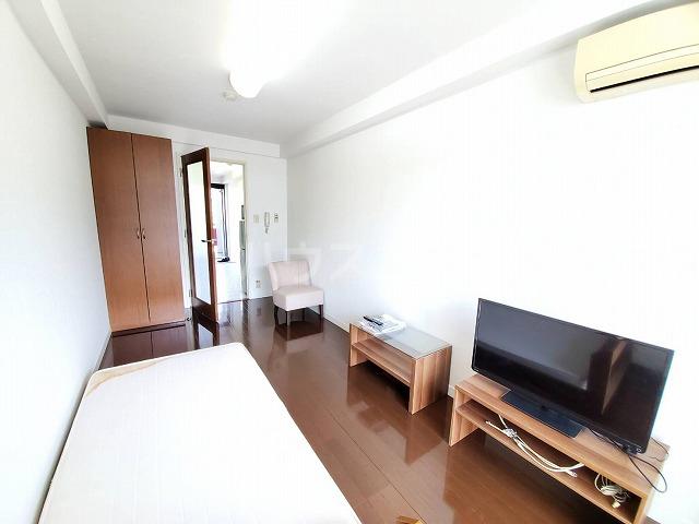 アイルーム豊田永覚Ⅱ 102号室のベッドルーム