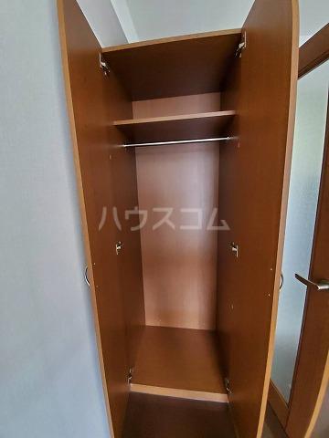 アイルーム豊田永覚Ⅱ 102号室の収納