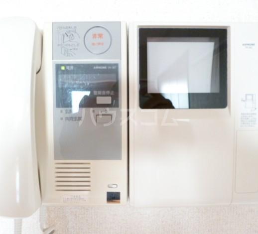 スカイコート駒沢大学 802号室のセキュリティ
