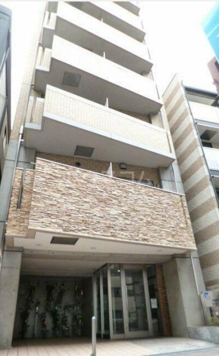 スカイコート駒沢大学 802号室の外観